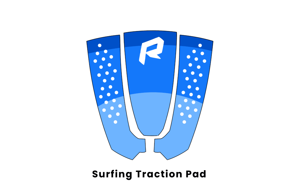 surfing traction pad