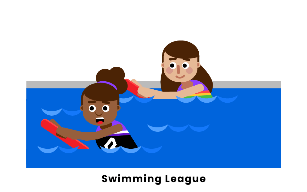 swimming league