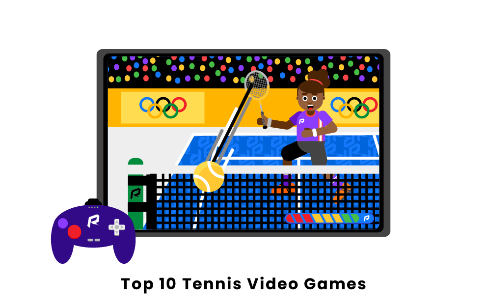 Top 10 Tennis Video Games