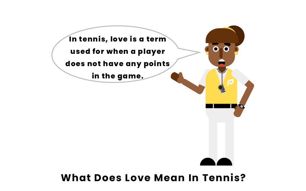 What Does Love Mean in Tennis