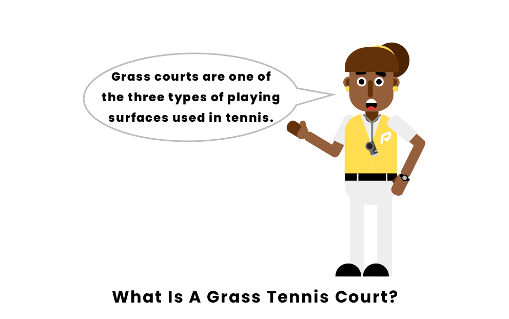 What Is A Grass Tennis Court