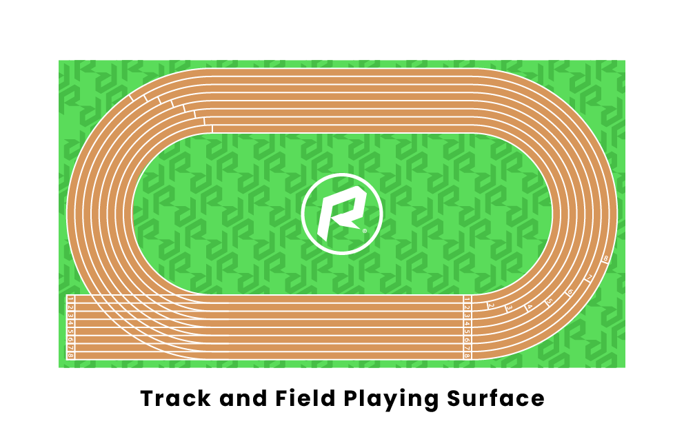 Track and Field Playing Surface