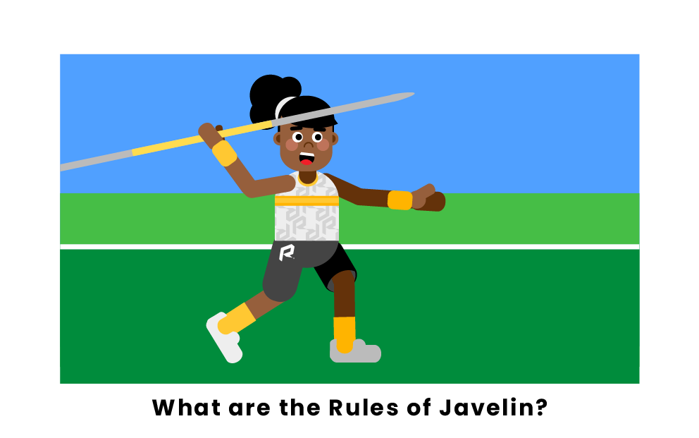 What are the rules of javelin