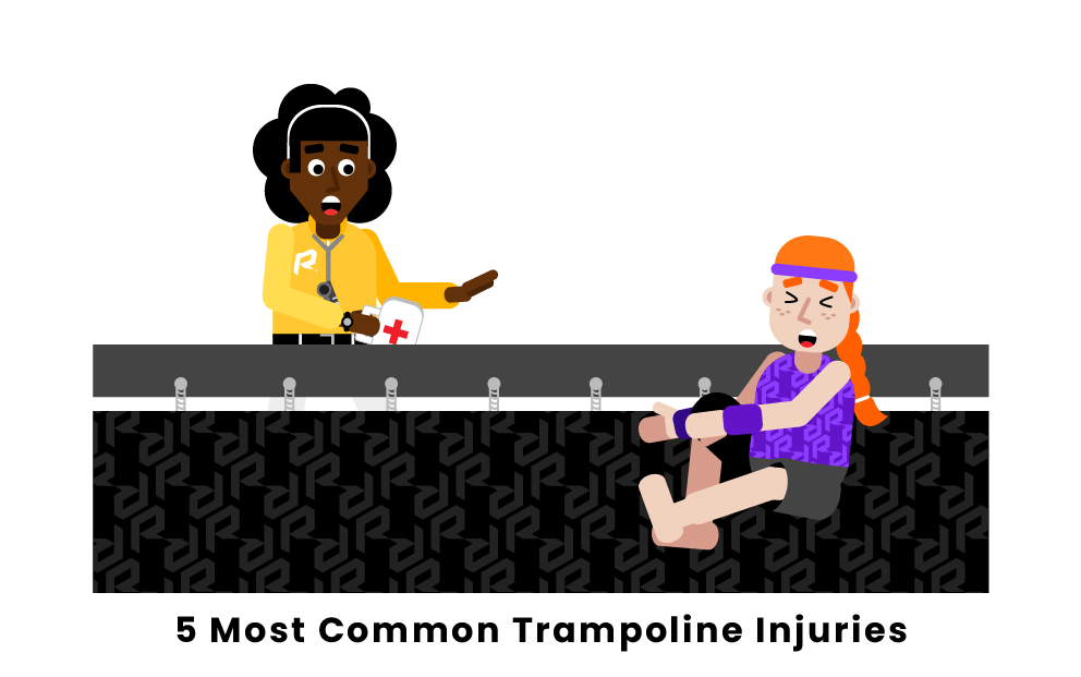 5 Most Common Trampoline Injuries