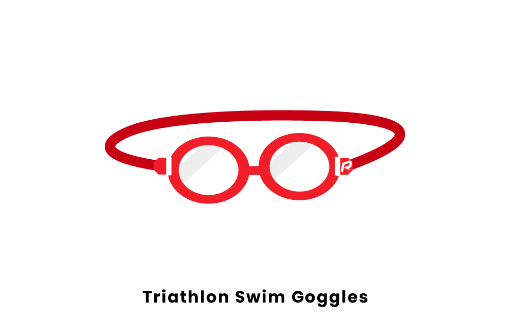 Triathlon Swim Goggles