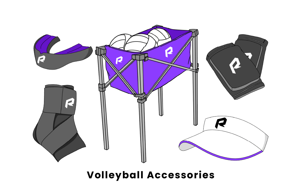 volleyball accessories