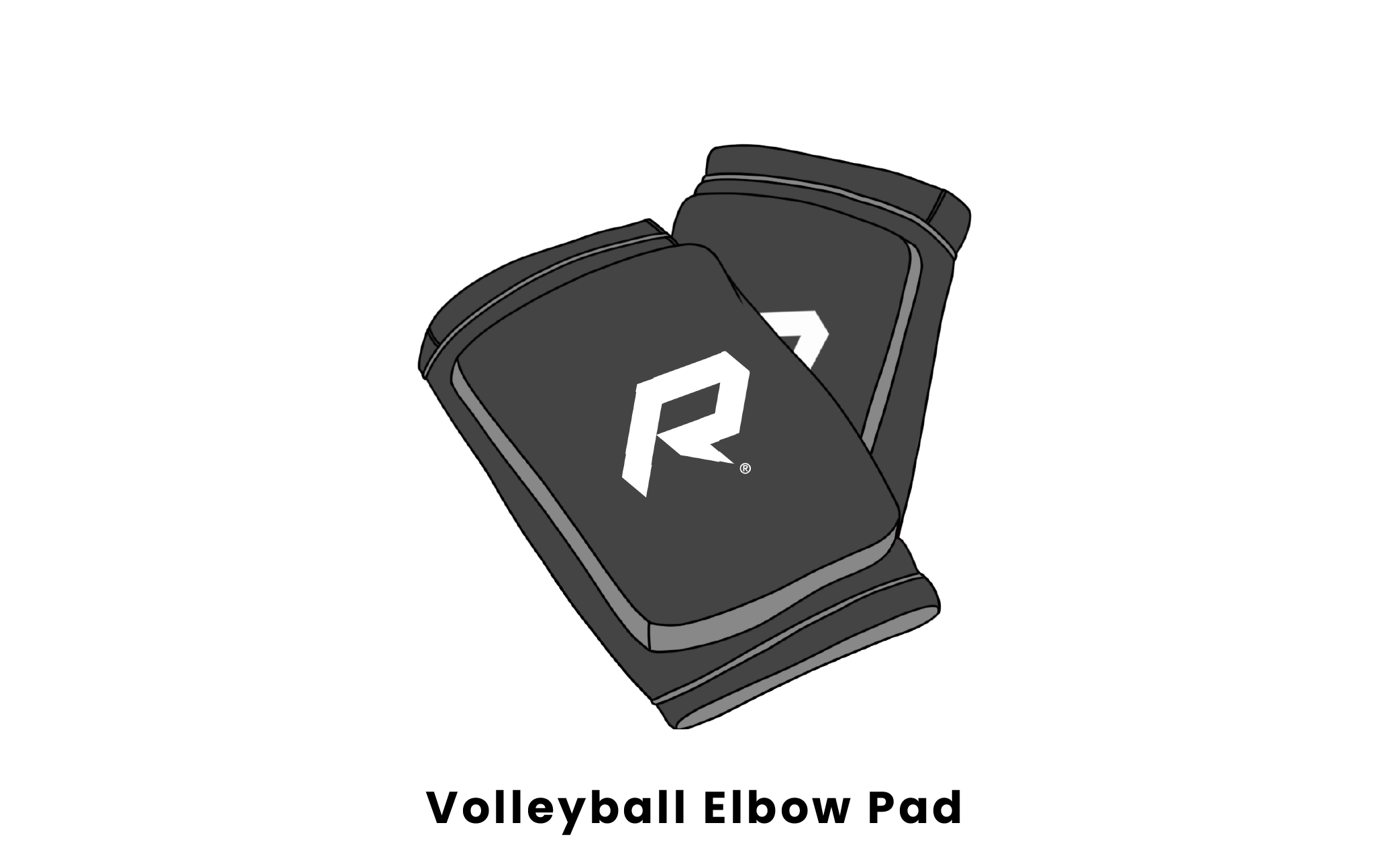 volleyball elbow pad