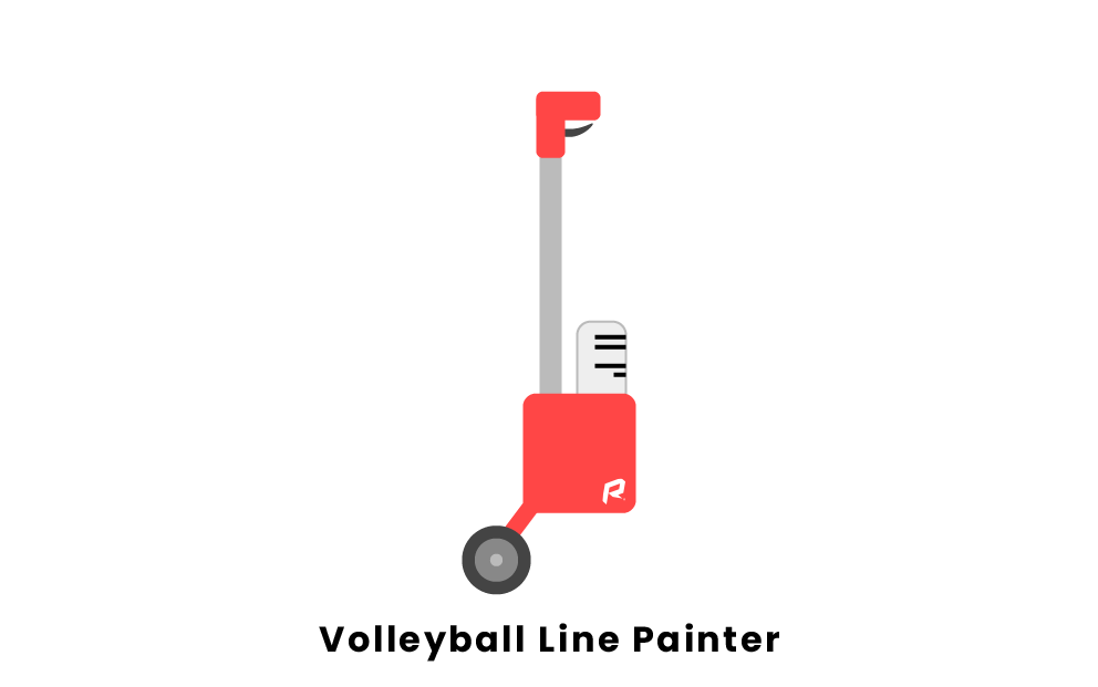volleyball line painter