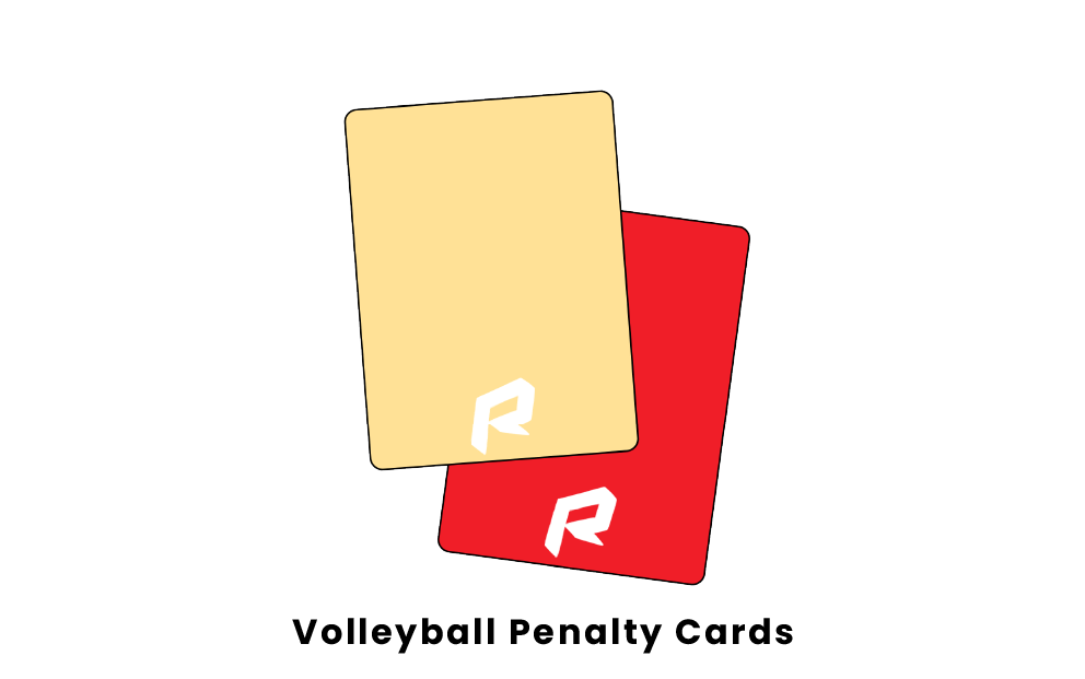 volleyball penalty cards