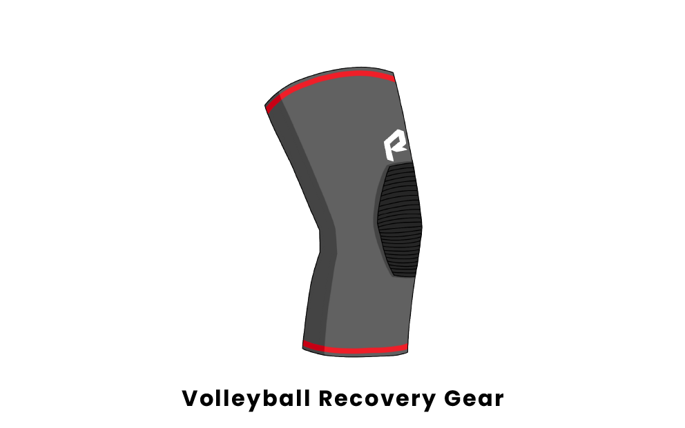 volleyball recovery gear