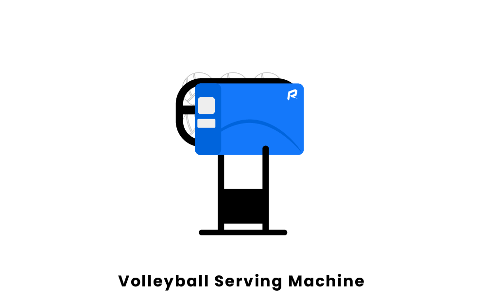 volleyball serving machine