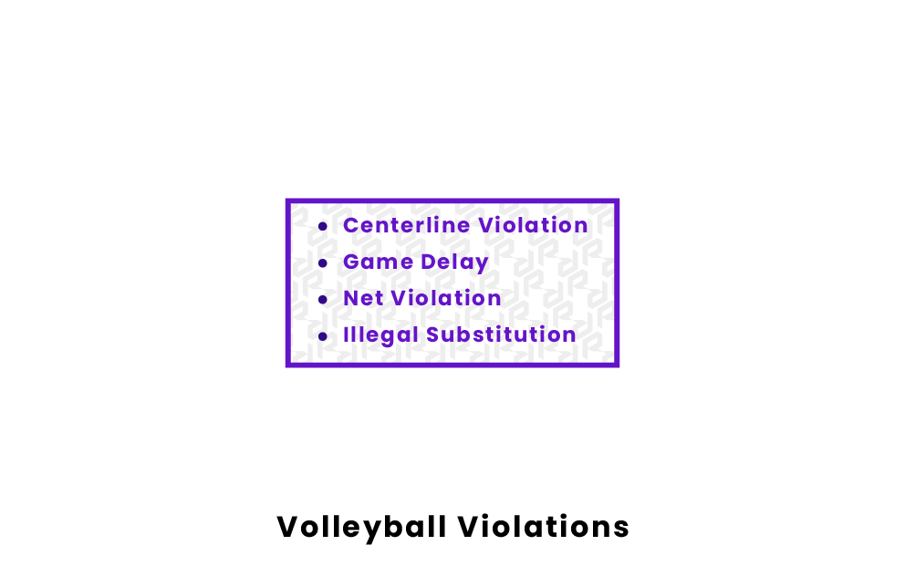 Volleyball Violations