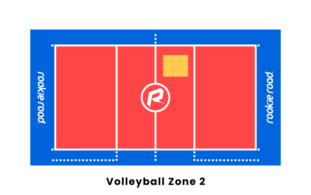 Volleyball Zone 2