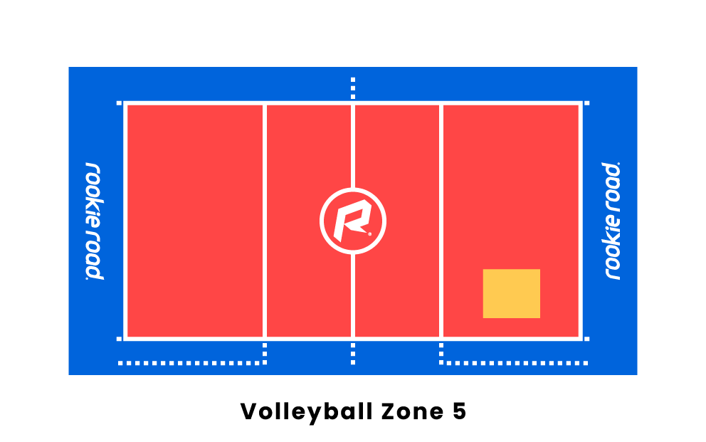 Volleyball Zone 5