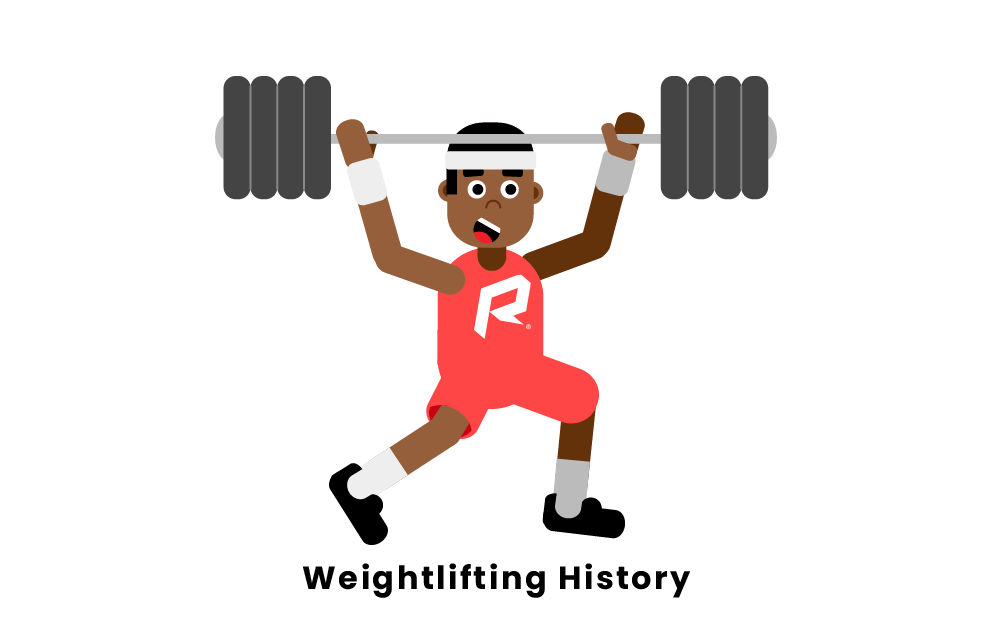 Weightlifting History
