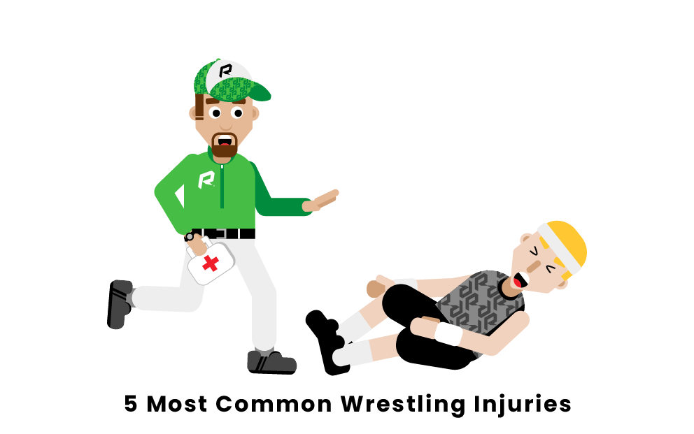 5 Most Common Wrestling Injuries